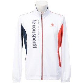 藍鯨高爾夫 lecoqsportif男士運動服保暖夾克外套#QB-550273 WHT
