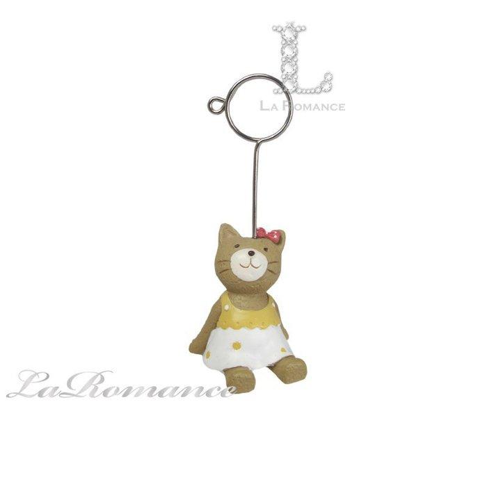 【COCORO 動物好朋友特惠系列】 小貓名片夾 / 紙夾 / 動物擺飾 / 兒童房 / 童趣