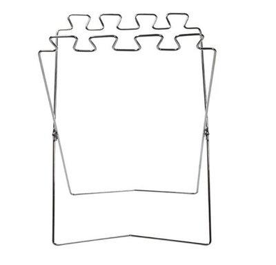 【不鏽鋼垃圾袋支架】CH出口戶外用垃圾袋支架廚房抽屜掛式創意垃圾架 廚房日用垃圾袋收納架 加厚塑料垃圾架子 垃圾袋固定支