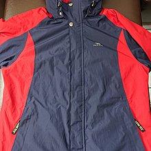 POLAR BEAR GORE-TEX藍紅外套(50)