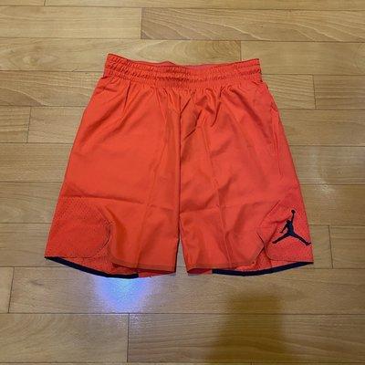 現貨 NIKE JORDAN ULTIMATE FLIGHT 橘紅 籃球褲 831349-852 (M號) KOBE