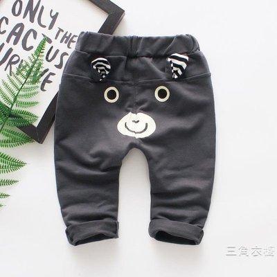 [可開發票]一0-1-2歲男寶褲子秋季新品6男童長褲兒童夏季裝天開襠褲7-8-9-11個月 【格調】