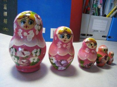 開運--俄羅斯許願娃娃      自俄羅斯買回
