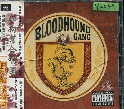 *還有唱片行* BLOODHOUND GANG / ONE FIERCE BEER COAS 全新 Y2289 (殼破)