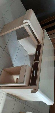 新竹二手家具買賣 分店來來-五尺 150公分 L型 書桌 辦公桌~新竹搬家公司|竹北-新豐竹南頭份-2手-家電-買賣-沙發-茶几-衣櫥-床架-床墊-冰箱-洗衣機