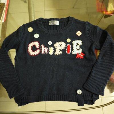 二手CHIPIE毛衣 一元起標