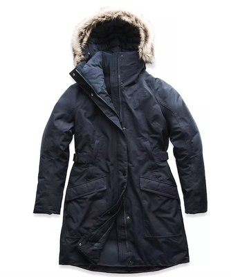 J SNEAKERS/北臉/The North Face/女款/OUTER BOROUGHS PARKA 長版羽絨/防風