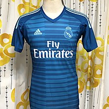 皇家馬德里 Real Madrid 18-19 Away GK size S BNWT
