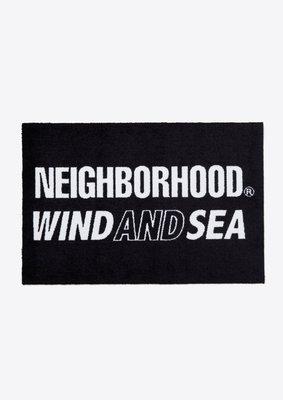 【日貨代購CITY】NEIGHBORHOOD WIND AND SEA NHWDS / N-MAT 地墊 地毯 現貨