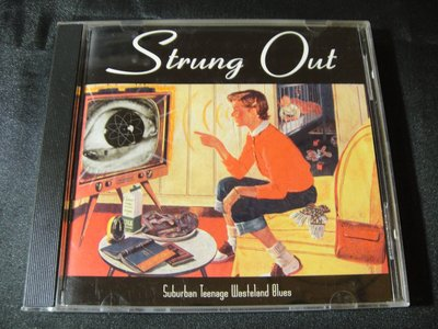 【198樂坊】 Strung Out Suburban Teenage Wasteland Blues(...加版)BP