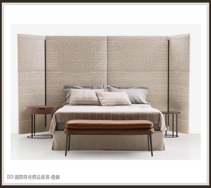 DD 國際時尚精品傢俱-燈飾B&B Italia Dike bed(復刻版)訂製雙人床檯/床架 2019新品