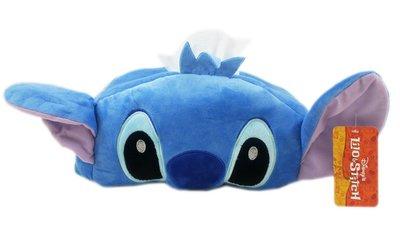 【卡漫迷】 史迪奇 面紙套 大 ㊣版 Stitch 星際寶貝 羅莉 寵物 卡通 絨毛 面紙盒 家飾用品 禮物 禮品 裝飾