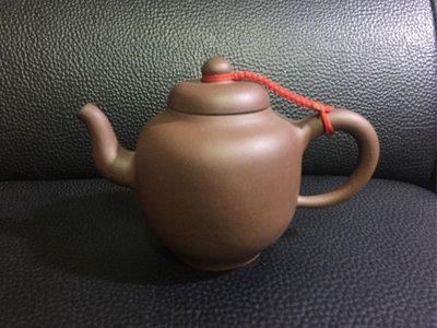 早期漢方思亭壺(東孟臣)款