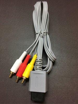 全新 副廠 Wii Av線 訊號線 三色線 3色線 180cm