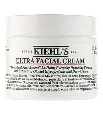 [英國專櫃團購] Kiehl's 契爾氏 冰河醣蛋白保濕霜 50ml,全新!正貨! kiehls