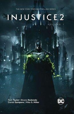 【布魯樂】《代訂中》[美版書籍] DC超級英雄《不義聯盟2 Injustice》原文漫畫Vol.1(平裝)