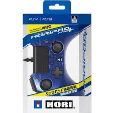 【飛鴻數位】PS4/PS3 HORI FPS PLUS 有線連發手把控制器 藍色款 (全新商品)『光華商場自取』