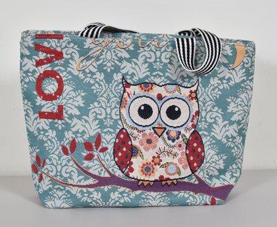 《L·H·L》布藝家紡~採用 厚磅棉針織亞麻布包包 單肩包丶手提袋丶 袋丶旅行袋