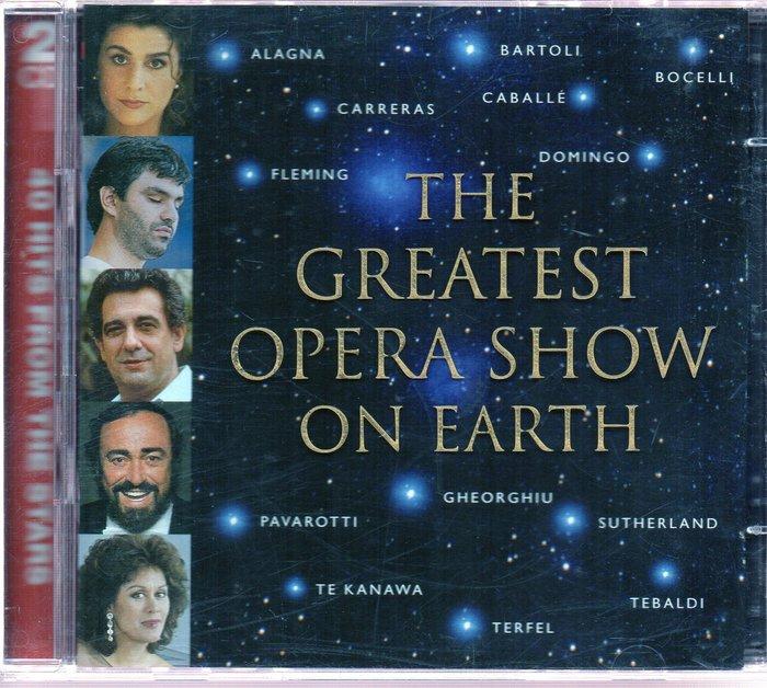 美的二手珍藏CD The Greatest Opera Show On Earth Disc 1+2