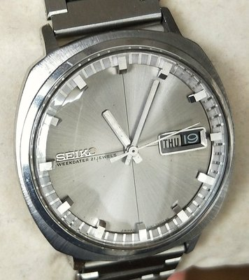 OQ精品腕錶  日本精工古懂級壓克力鏡面不含龍頭36MM行走正常機械自動上鍊
