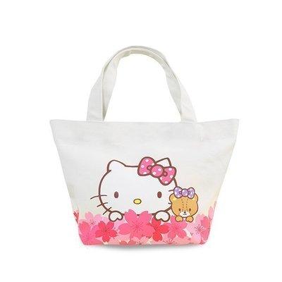 康是美~HELLO Kitty浪漫午餐袋