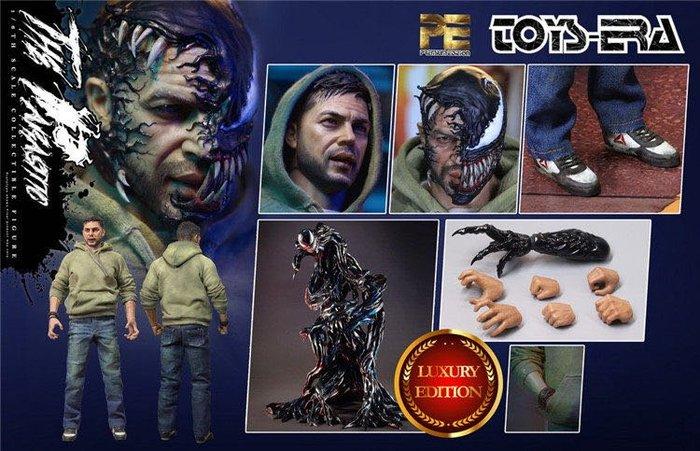 Toys Era PE003 1/6 共生體 豪華版 可動人偶 猛毒
