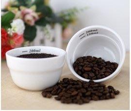 晴天咖啡☼刻度Koonan咖啡杯測碗 cupping cup 專用陶瓷碗 咖啡評測杯 咖啡 杯測杯 150/200ml