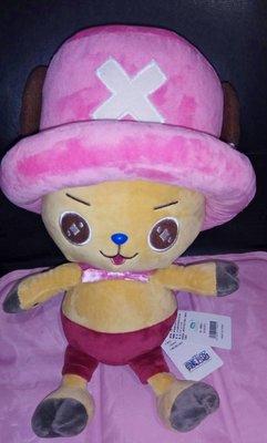 喬巴 娃娃 披風 公仔 航海王海賊王 約35X25