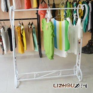 INPHIC-鐵藝 鐵藝服裝架 服裝展示架 精美衣架 服裝道具