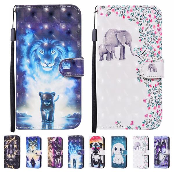 三星 Note20 Ultra 5G S20 FE S20 Ultra S20+ 皮套 手機皮套 CY-3D2彩繪皮套