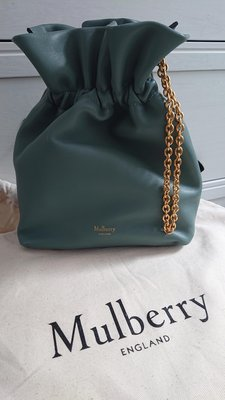 Mulberry mini bucket bag