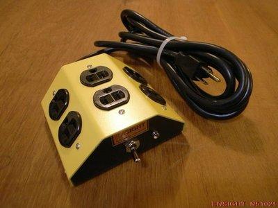 【易軒】N51021 SUPER V-6 延長線..電熱爐.電磁爐.音響. .電腦. 重負載家電專用