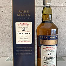 Teaninich 1972 23 Years bottled 1996 Rare Malts Selection 64.95%abv