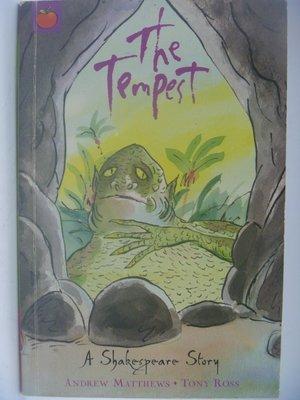 【月界】The Tempest-Shakespeare Story_Andrew Matthews 〖外文小說〗CDA