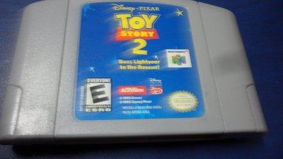 黑色小館------遊戲卡帶k------Disney.PIXAR  TOY STORY 2