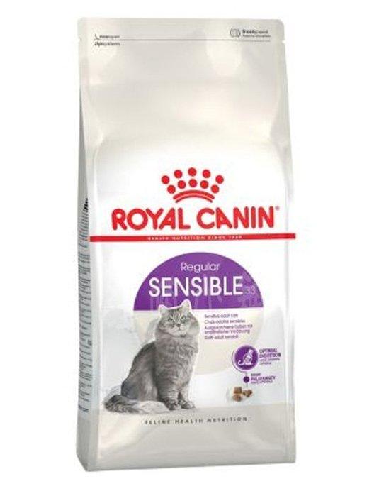 ☆汪喵小舖2店☆ 法國皇家 ROYAL CANIN S33腸胃敏感貓飼料4公斤