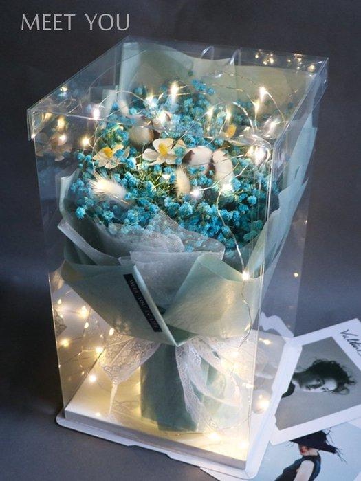 lw-717 生日禮物女花束禮盒走心小禮品創意情侶異地戀驚喜送女友 極有家