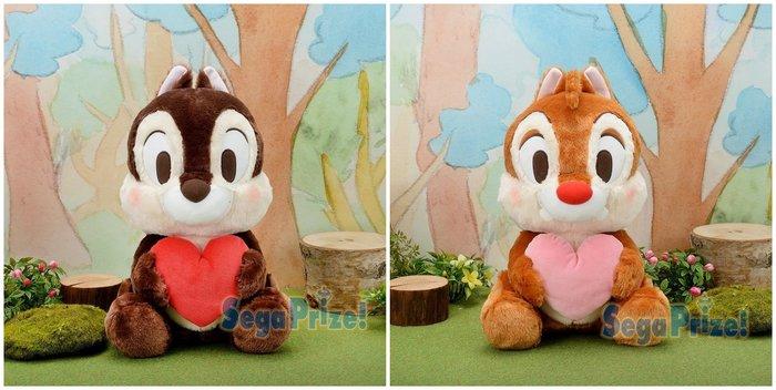 【莓莓小舖】正版 ♥ Disney 迪士尼 奇奇蒂蒂 娃娃 玩偶 (1對販售)