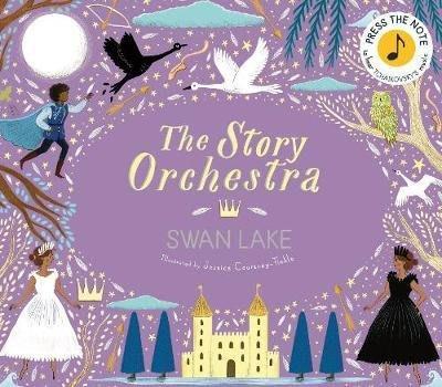 全新 現貨 The Story Orchestra Swan Lake 氣質音效書