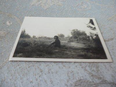 藍色小館11-3--------50-60年代黑白生活照{3張}