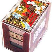 【90JP日本代購】現貨~任天堂~花札(花牌)~都之花(紅)