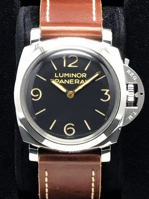 重序名錶 PANERAI 沛納海 LUMINOR PAM00372 PAM372 經典復古款 三日鍊 手動上鍊腕錶