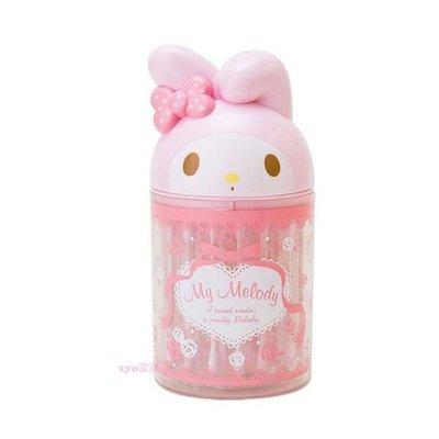 東京家族 美樂蒂 造型棉花棒盒 棉花棒罐