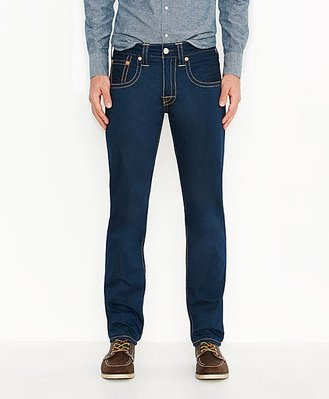 【EZ兔購】LEVIS 511 DOUBLE STITCH SLIM FIT 合身牛仔褲~31W  22997-0001 桃園市