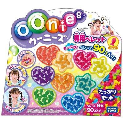 日本代購 Takara Tomy 氣球生物製造工廠 造型氣球製造機  OONIES 安啾開箱  氣球90枚補充包