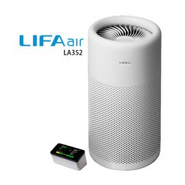 LIFAair LA352 智慧空氣清淨機(適用7~12坪)【同同大賣場】