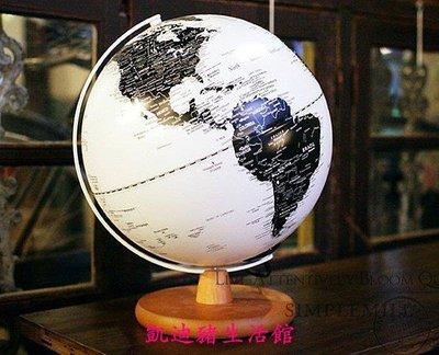 【凱迪豬生活館】多麗斯 臺灣地球儀 25cm高清圖歐式風格 地球儀燈 裝飾臺燈KTZ-200953