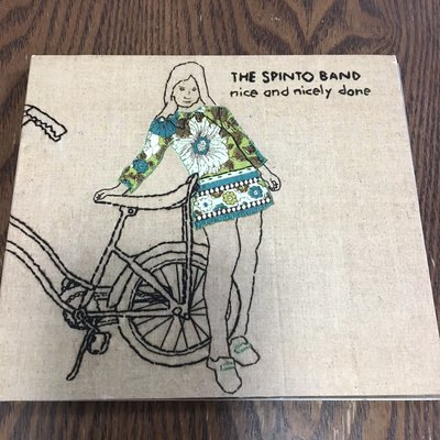 [BOX 4] The Spinto Band-Nice And Nicely Done