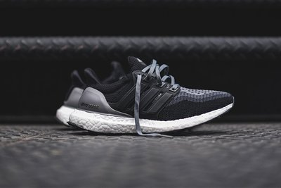 adidas Ultra Boost「Black / Grey」 沈穩的最強猛獸  keyan west