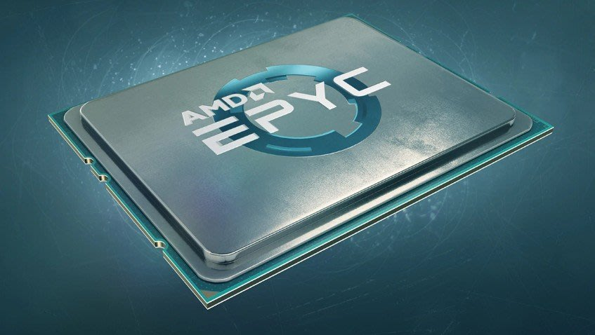AMD EPYC 32 core server CPU